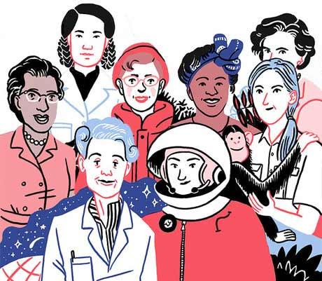 Educazione al femminile: scientifica, tecnica e la sua disseminazione