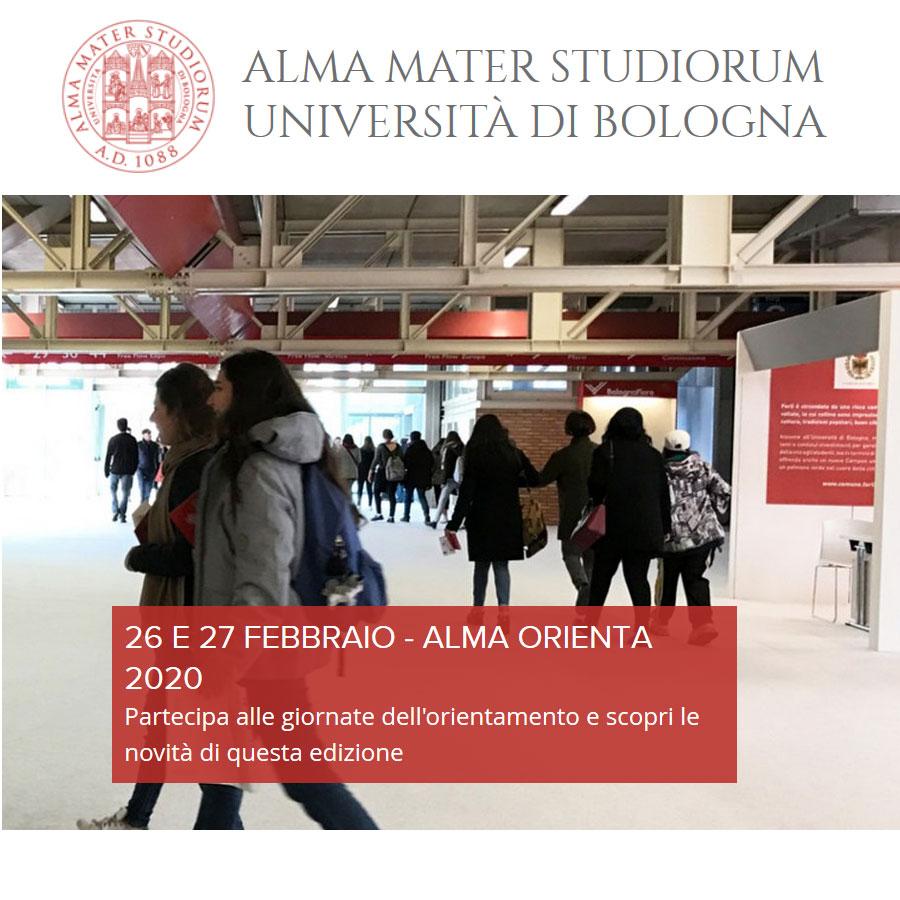 Giornata Orientamento Università di Bologna